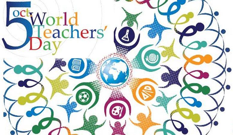 Картинки по запросу Всемирный день учителя (World Teachers' Day).