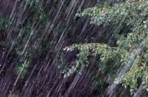 Правила безопасности, если сильный дождь и град