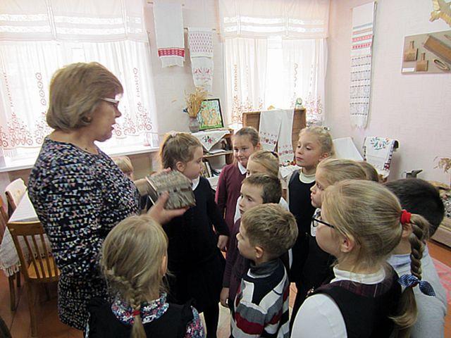 Беларускамоўны чацвер: музейная вандроўка