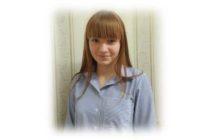 Знакомьтесь - член молодёжного парламента при Могилёвском Совете депутатов Дарья Дмитриевна Земцова