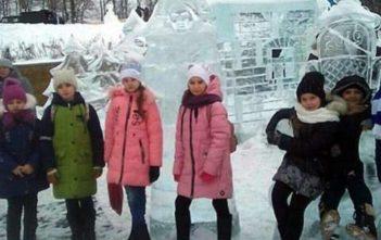 Путешествие в ледяную резиденцию Деда Мороза