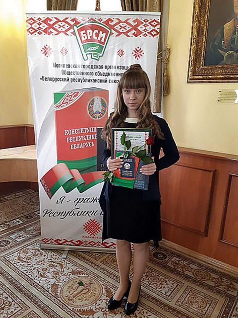 Торжественное вручение паспортов школьникам города