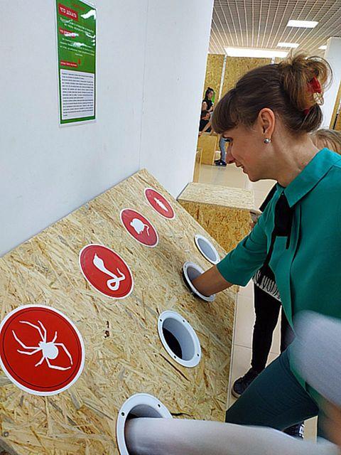 Интерактивная выставка «Проект: человек»