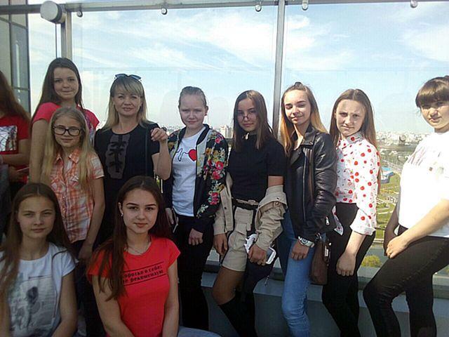 Туристско-экскурсионная поездка в Минск