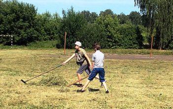 Летняя трудовая практика