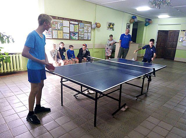 Навстречу спорту: настольный теннис набирает популярность