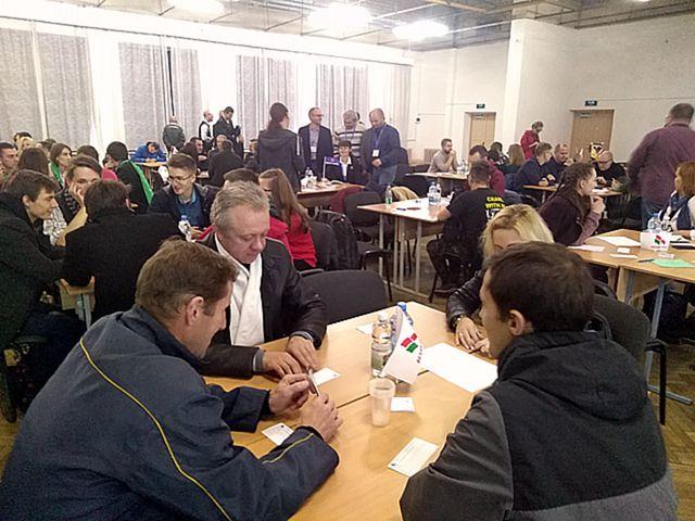 Игра «Что? Где? Когда?» в Белорусско-Российском университете