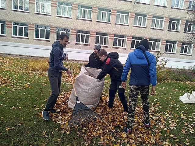 Экологическая акция «Сделаем доброе дело»