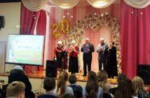 Новая встреча с артистами театра «Шалом»