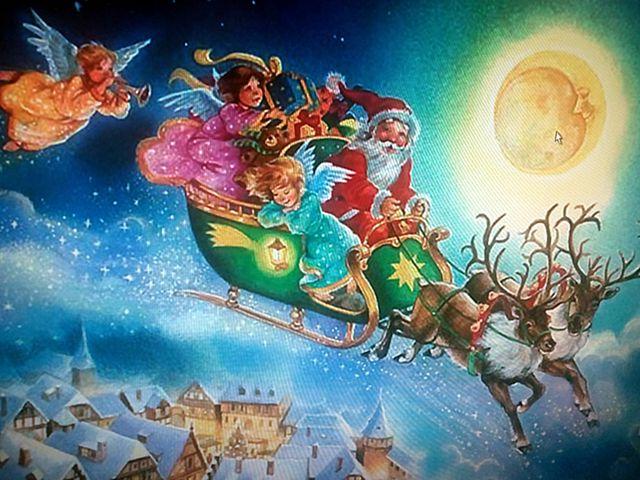 Информационный час «Под чистым светом Рождества» ( о христианской традиции празднования Рождества Христова)