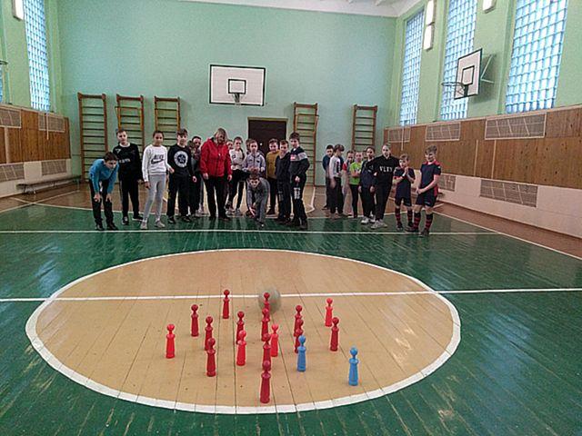 Спортивные соревнования «Защитникам Родины посвящается…»
