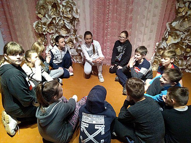 Устный журнал «Юные герои Могилёвщины», посвященный Дню юного героя-антифашиста