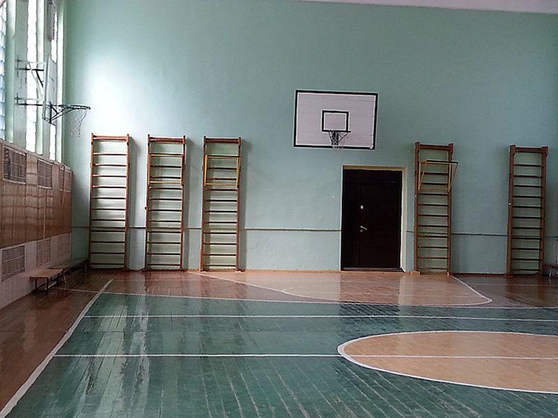 Спортивные сооружения государственного учреждения образования «Средняя школа № 28 г. Могилёва»